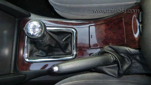 Wymiana mieszka Peugeot 407